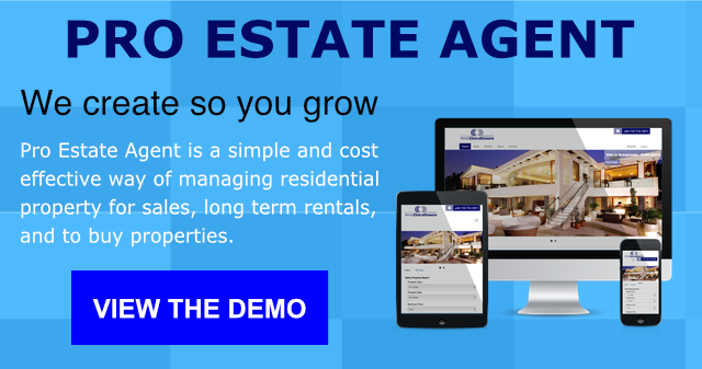 Pro Estate Agent software